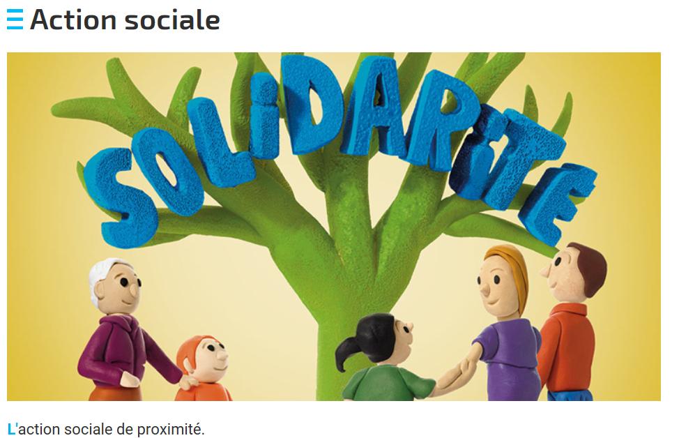 aide sociale 2018